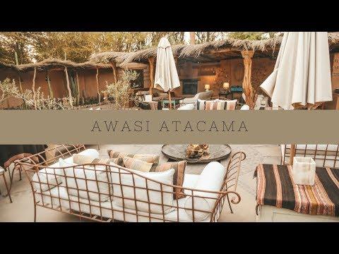 Awasi Atacama: A Luxurious Lodge in the Atacama Desert, Chile