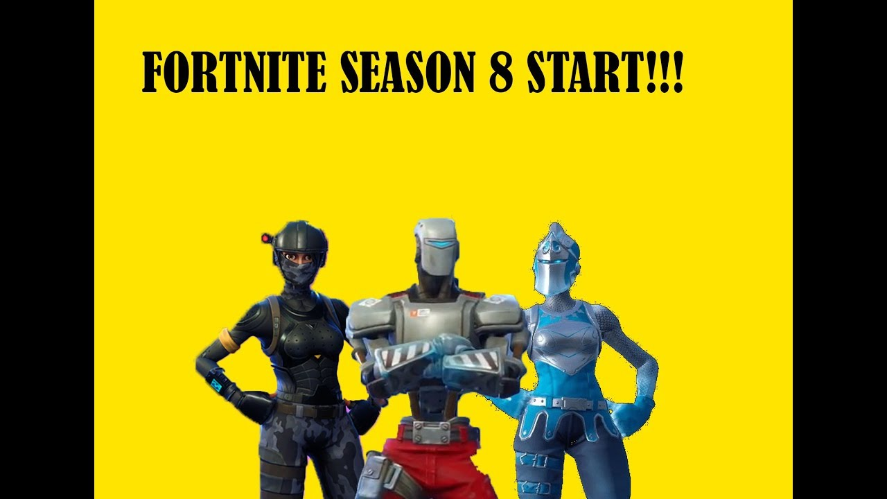 season 8 start