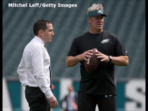 John McMullen talks release of Chase Daniel, whats next for Eagles in Free Agency and more NFL