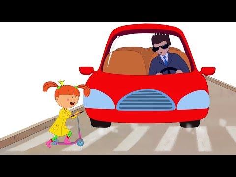 Мультики - Безопасность с Царевной - Сборник - Полезные мультфильмы для детей!
