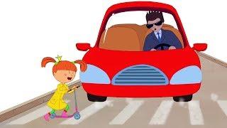 Мультики Безопасность с Царевной Сборник Полезные мультфильмы для детей