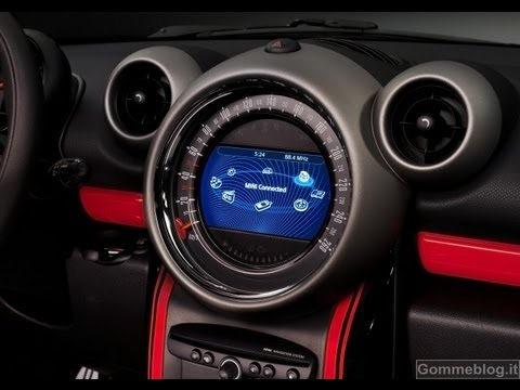 Mini Countryman John Cooper Works Interior View Youtube