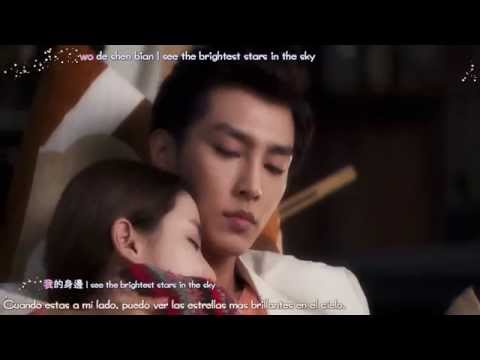 [MxMk]Aaron Yan Feat G.NA-1!2 One Out Of Two(Falling Love With Me OST)-Karaoke+Sub. Español
