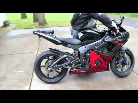 Universal Motorcycle SHORTY Moto GP EXHAUST PIPE R6 & Universal Motorcycle SHORTY Moto GP EXHAUST PIPE R6 - YouTube