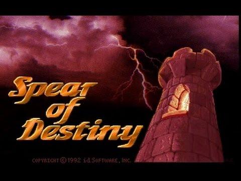 PC Longplay [609] Spear of Destiny