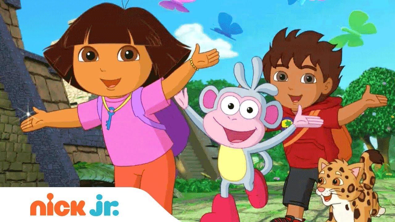 Dora La Exploradora Tema Musical Nick Jr Youtube