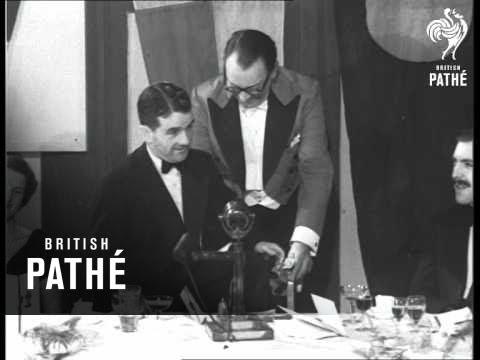 Sir Gordon Richards Visits Home Town Aka Sir Gordon  Visits Home Again (1953)