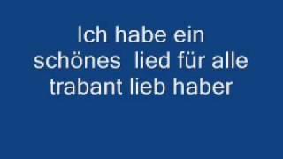 Roimungstrupp - Mein Trabi