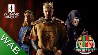 Crusader Kings III Review - Back stab your way through history! (Video Game Video Review)