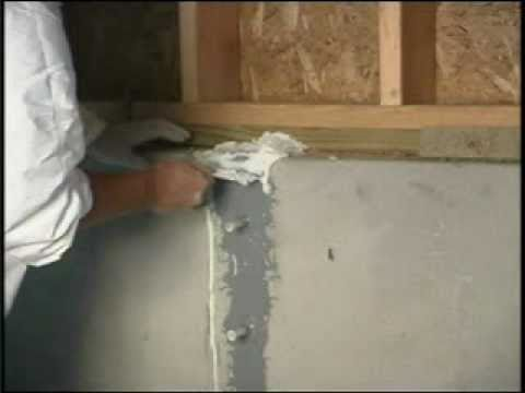 d i y basement wall crack repair with seal n peel instructions - Crack In Basement Wall