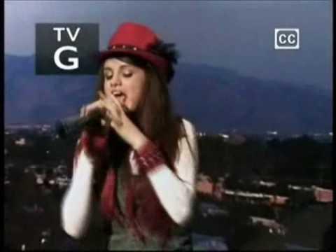 Selena Gomez-Rock Star