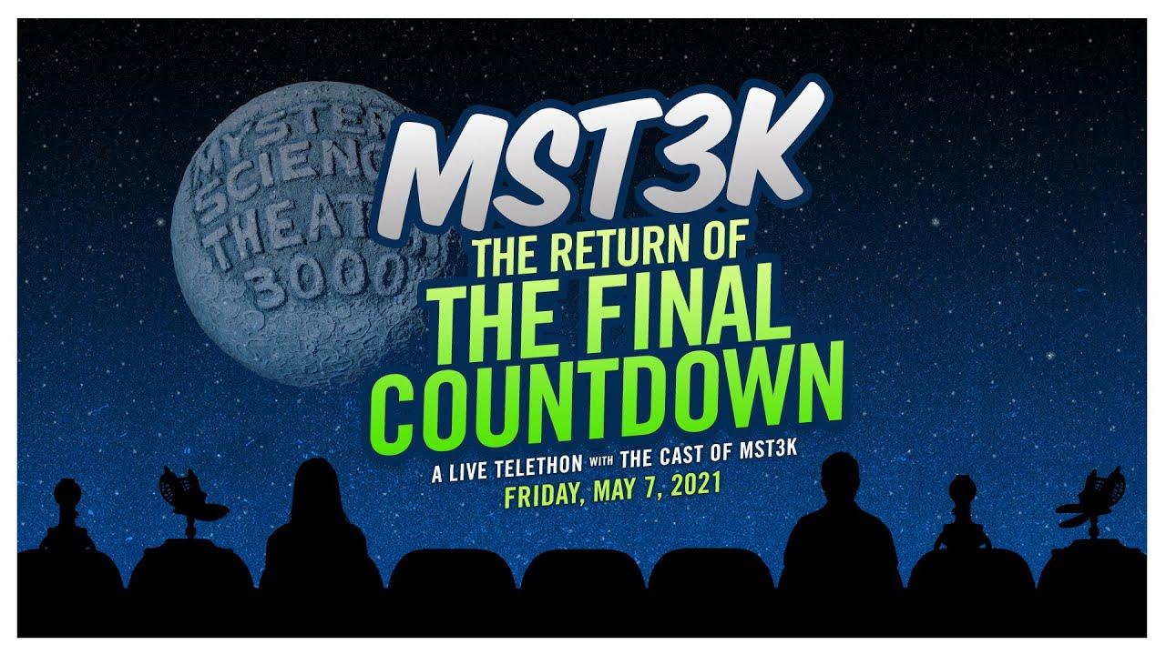 Download #MakeMoreMST3K Telethon: The Final Countdown, Part II