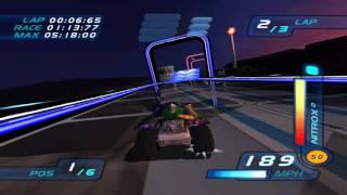 Hot Wheels World Race PC Gameplay HD