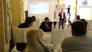 ✔Трейлер Отдых и обучение со Smarti System на стартовом семинаре Smarti System в Одессе 01-02.04.17