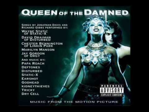 Queen of the Damned (Reina de los Condenados) soundtrack