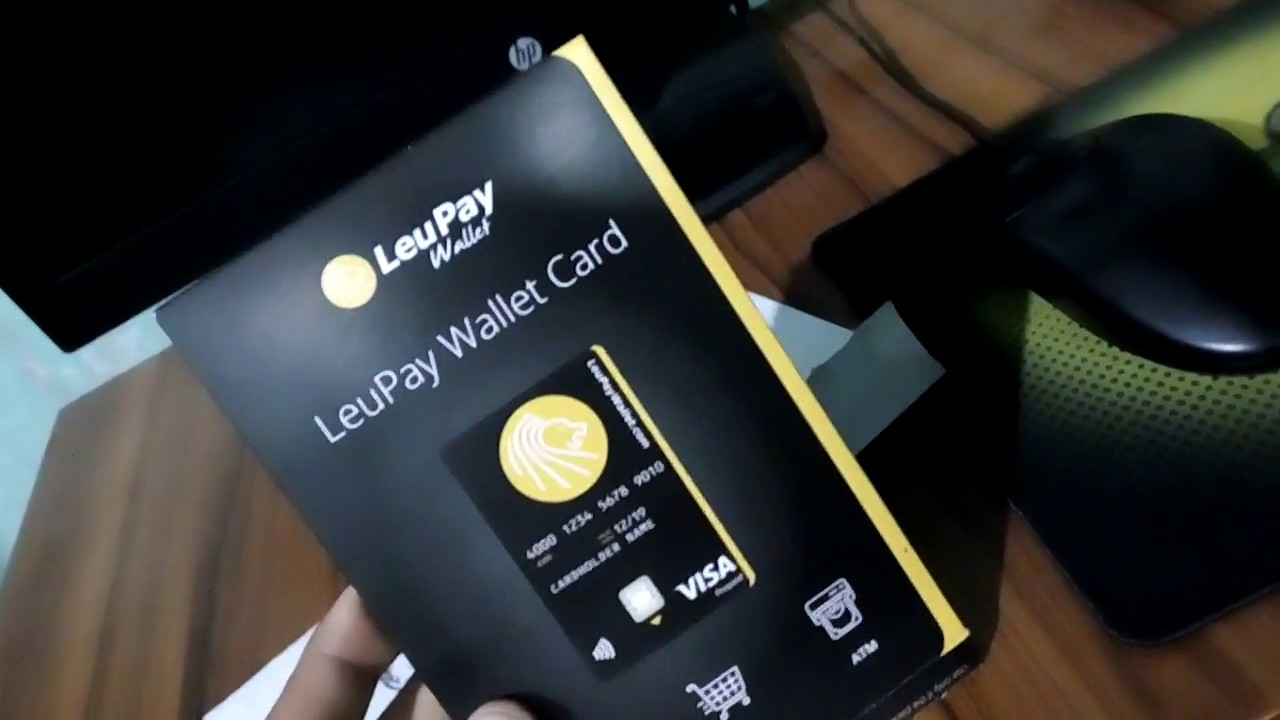 How to free leupay wallet visa card/bangla/techy rakebul