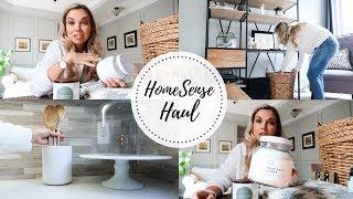 HOME DECOR REFRESH | HomeSense HAUL | Nesting Story