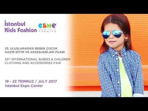İstanbul Kids Fashion 2017 - Short Version - HD