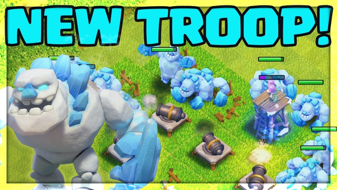 new troop gameplay ice