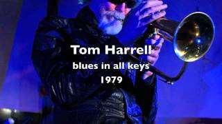 Tom Harrell blues in all keys with Jamey Aebersold 1979
