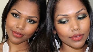 Smokey Green Dolly Makeup (BeautyUk Cosmetics) Thumbnail