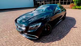 MERCEDES BENZ S65 AMG COUPE CINEMATIC VIEW BY DRIVE711