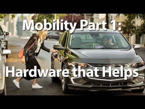 Mobility Part 1: Hardware that Helps - Autoline This Week 2127