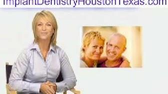 Implant Dentistry in Houston, TX | Affordable Dental Implants Houston