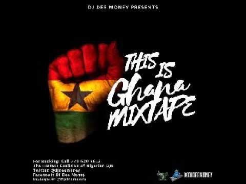 2016 GHANA HEAVY HITS MIXTAPE BY DJ DEE MONEY