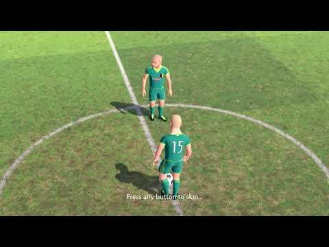 Football, Tactics & Glory - National Cup Quarterfinal rematch |