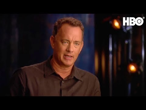 BTS Okinawa w Tom Hanks and WWII Veterans  The Pacific  HBO