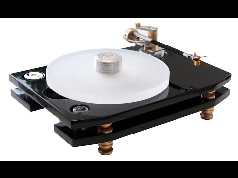 DIY TURNTABLE WITH  SCHRÖDER'S TONEARM REFERENCE REPLICA