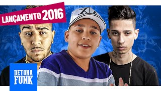 MC 2K, MC Lekão e MC Pikachu - Gostozin no Azeite (Mano DJ) Lançamento 2016