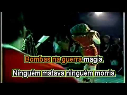 Gal Costa -  Festa do interior - Karaoke