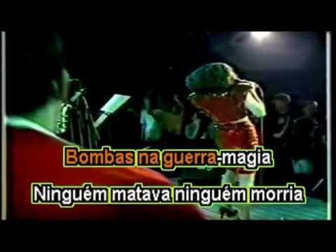 Gal Costa -  Festa do interior - Karaoke