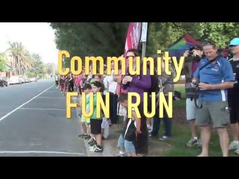 2016 Community Fun Run and Walk - Proudly supporting Gippsland Rotary Centenary House