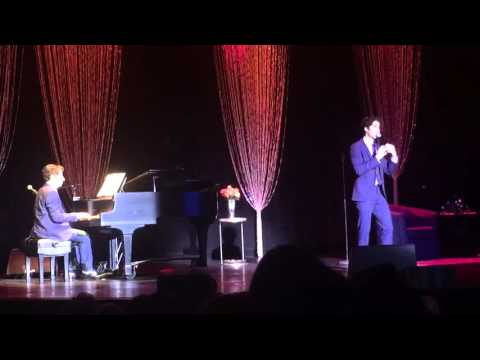 Darren Criss Broadway Concert Series 'If I Were A Rich Man' 19.4.16
