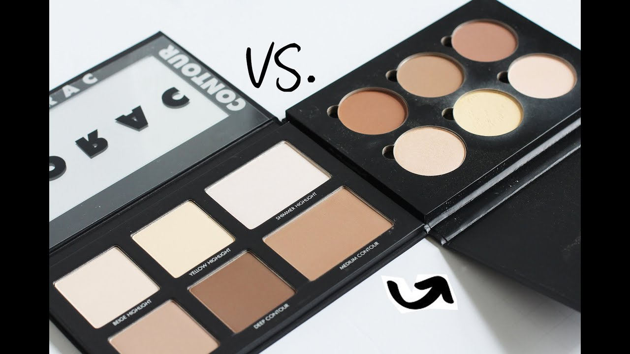 Pro Conceal/Contour Palette And Brush by Lorac #22