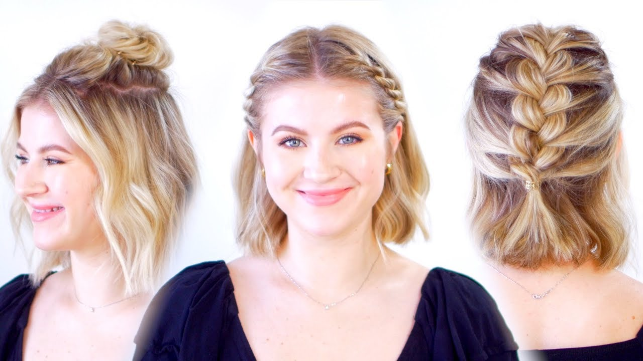 SUPER CUTE SHORT HAIRSTYLES