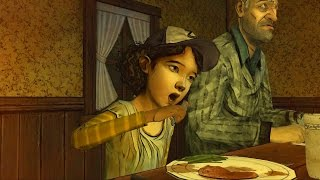 Cannibal Feast: Survivors Eat Mark at the Dairy (Walking Dead | Clementine | Telltale Games)