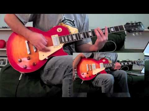 All Time Low - Time Bomb (Guitar Cover)