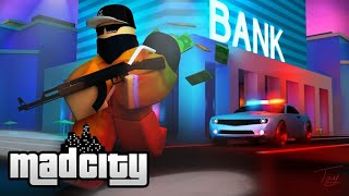 Why am I losing at madcity ROBLOX!!