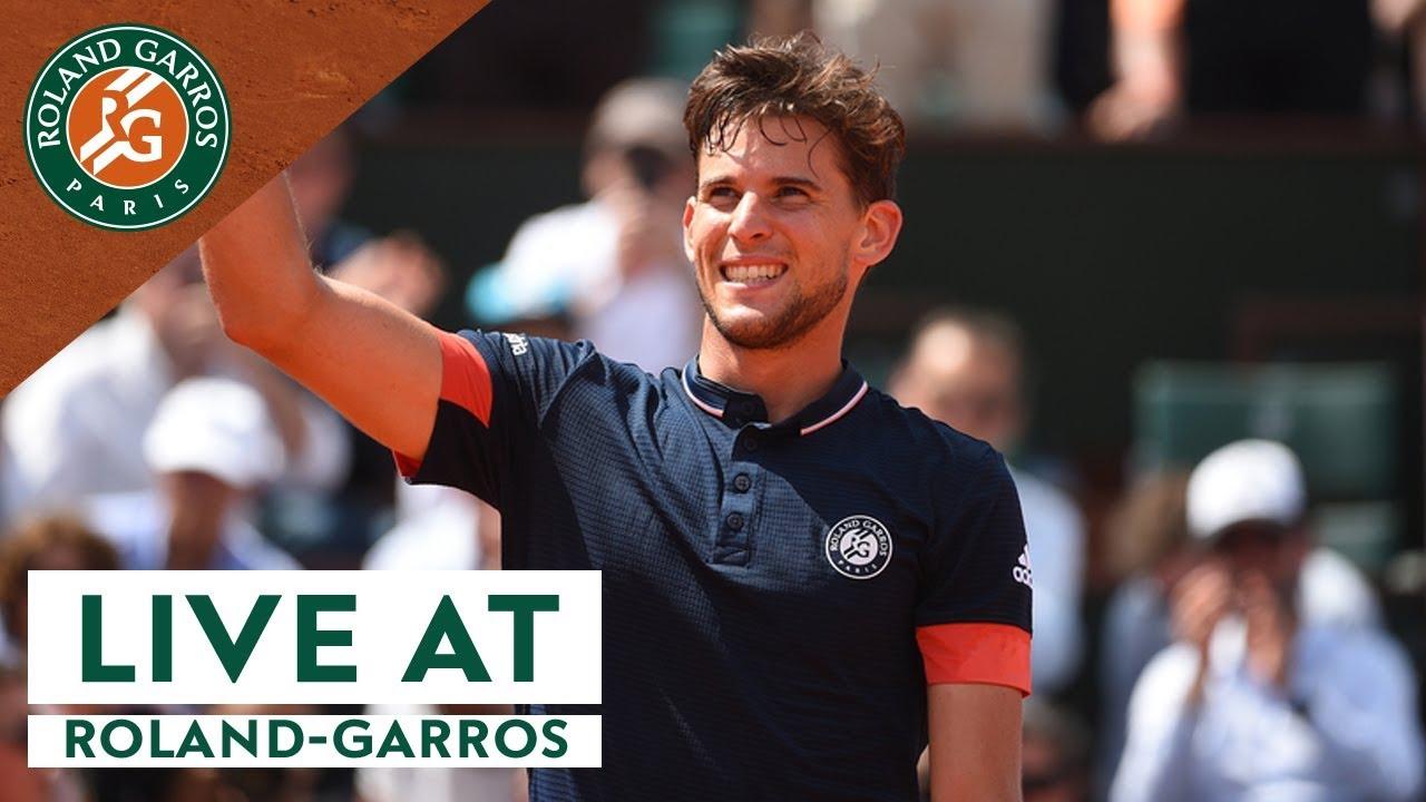 Live at Roland-Garros #13 - Daily Show | Roland-Garros 2018.