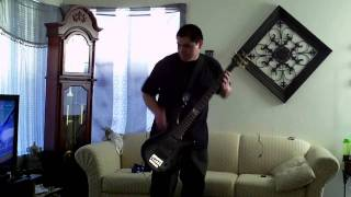 Korn (Bass Cover)- Freak On A Leash (CBGB