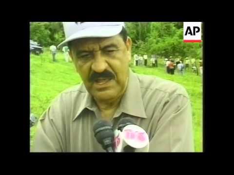 Human remains are found on U.S. built Honduras Air Base