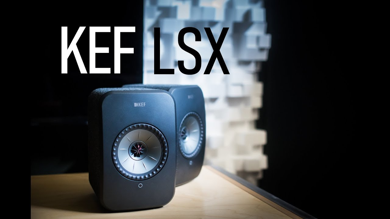 KEF LSX experience / review