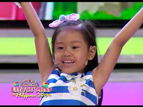 Little Miss Philippines 2019 - Pre-Judging | July 18, 2019