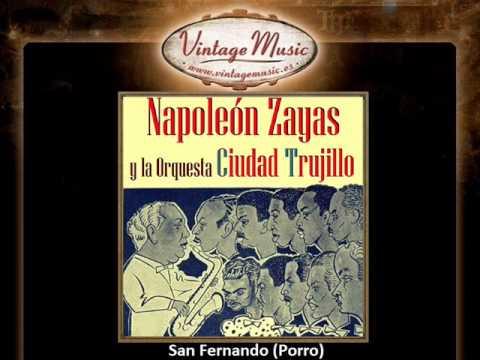 Napoleón Zayas -- San Fernando (Porro) (VintageMusic.es)