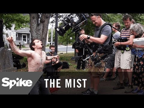 The Mist Revealed: 'The Moth'  Inside Episode 103  Behind the s