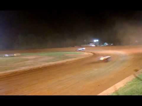 Summer Sizzler 7/22/2011-Modoc Speedway
